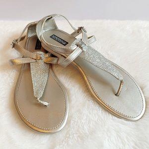 Sperry | Summerlin | Silver Sandal | Girls 5M